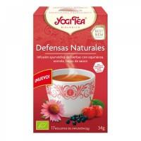YOGI TEA DEFENSAS NATURALES 17 B
