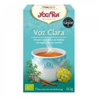 YOGI TEA VOZ CLARA 17 B