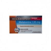 MELADISPERT DORMIR & EN FORMA COMP 1.95 MG 30 CO