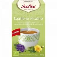 YOGI TEA EQUILIBRIO ALCALINO 17 B