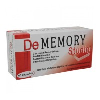 DE-MEMORY STUDIO 30 CAPS