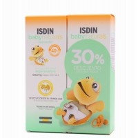 ISDIN BABY POMADA PAÑAL PACK 2X100ML