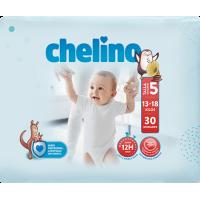 CHELINO FASHION & LOVE PAÑALES T-5  13-18 K