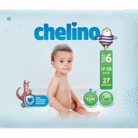 CHELINO FASHION & LOVE PAÑALES T-6  17-28 K
