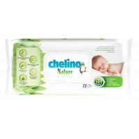 CHELINO NATURE 72 TOALLITAS