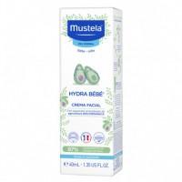 MUSTELA-BEBE HYDRA BEBE CARA 40 ML