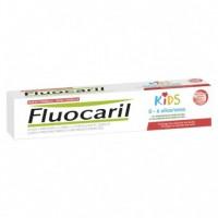 FLUOCARIL KIDS FRESA 2-6 AÑOS 50 ML