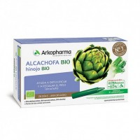 ARKOPHARMA ALCACHOFA + HINOJO 20 AMPOLLAS