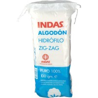 ALGODON ZIGZAG INDAS 100 G