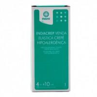 INDAS VENDA ELASTICA INDACREP 4 M X 10 CM