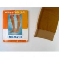 FARMALASTIC MEDIA CORTA COMP FTE CERRADA T-EG
