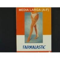 FARMALASTIC MEDIA LARGA COMP NORM T-P BEIGE