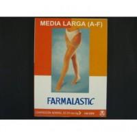 FARMALASTIC MEDIA LARGA COMP NORM T-RP NEGRO