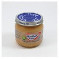 NUTRIBEN INICIO A LA CARNE POLLO Y JAMON 120G