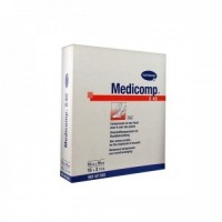 HARTMANN GASA SUAVE MEDICOMP 10X10 2 UND 10 SOB