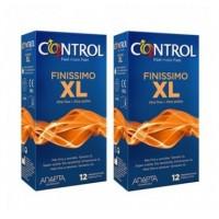 CONTROL FINISSIMO XL 2 X 12U