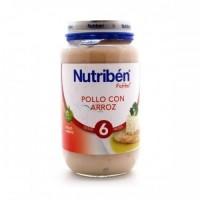 NUTRIBEN POLLO CON ARROZ 235 G